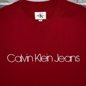 Calvin klein jeans urban outfitters t shirt
